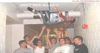 Duct Tape Rules !